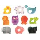 Puzzle duo kolorowe zwierzątka Djeco