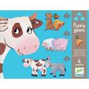 Puzzle duże Daisy i jej przyjaciele Djeco