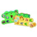 Gra edukacyjna lotto- zwierzęta Djeco