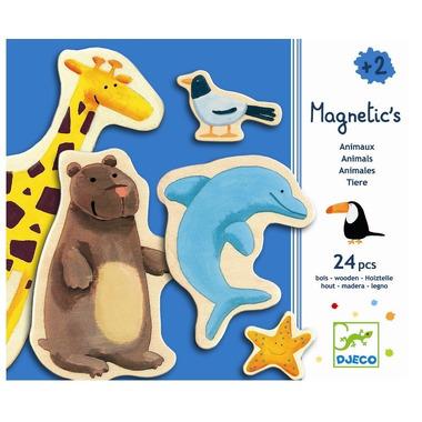 Djeco, magnetyczne zwierzęta
