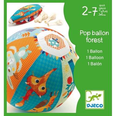 Djeco, zwierzęta leśne zestaw balonów
