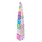 JaBaDaBaDo, piramida wieża edukacyjna zamek