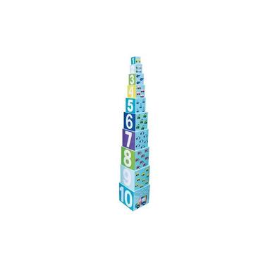 JaBaDaBaDo, piramida wieża edukacyjna auta