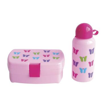JaBaDaBaDo, lunchbox i bidon motyle