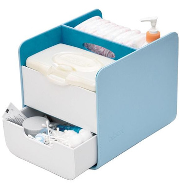 B.Box, Przenośny organizer na akcesoria niemowlęce b.box Blue Lagoon