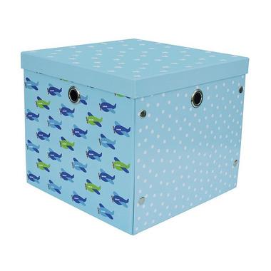 JaBaDaBaDo, pudełko na zabawki niebieskie