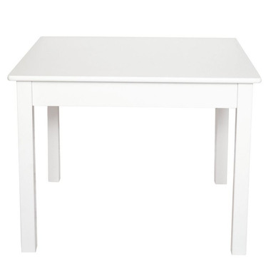 JaBaDaBaDo, biały kwadratowy stolik