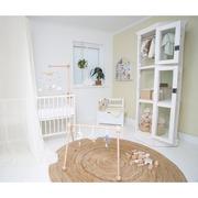 JaBaDaBaDo, drewniany stojak edukacyjny -baby gym