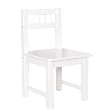 JaBaDaBaDo, krzesełko z oparciem białe