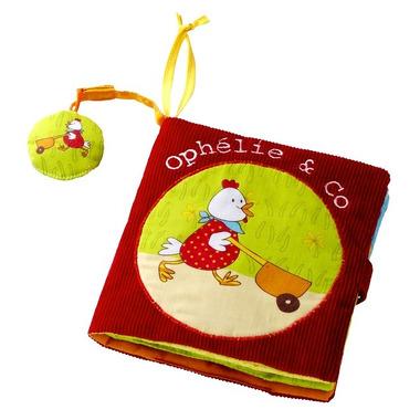 Książeczka Ophelie na spacerze