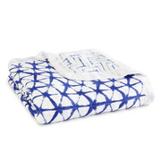 indigo bamboo dream blanket