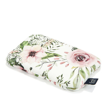 La Millou, BABY BAMBOO PILLOW - WILD BLOSSOM