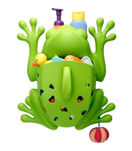 Żabka - Organizer na zabawki kąpielowe