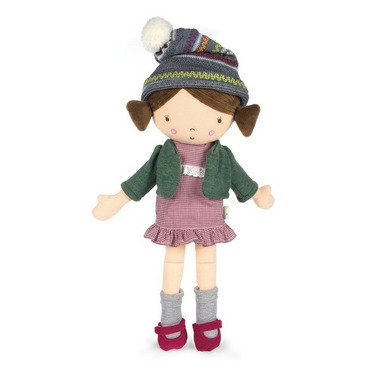 La Nina, lalka Carolina Wooly Hat