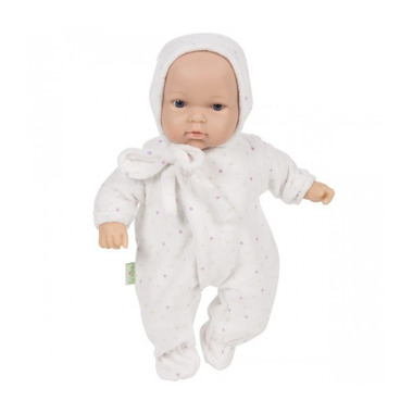 La Nina, lalka Le Petit Dudu Biała 30 cm