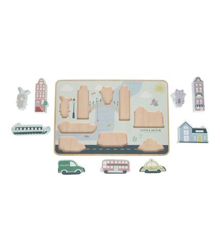 Little Dutch Puzzle Miasto