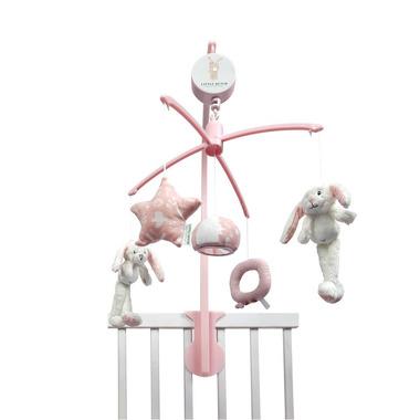 Little Dutch Karuzela do łóżeczka Pink Adventure