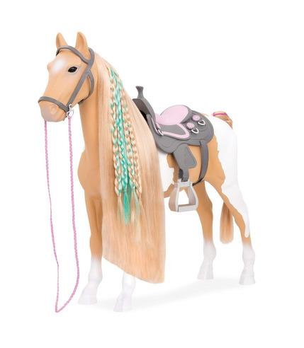 Our Generation, Izabelowaty koń  rasy Palomino  – DO CZESANIA I STYLIZACJI