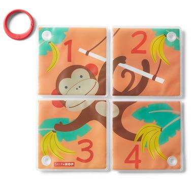 Skip Hop, Puzzle kąpielowe Zoo