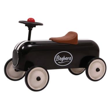 Jeździk Racer czarny  Baghera