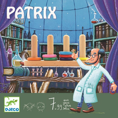 Djeco, patrix - gra strategiczna