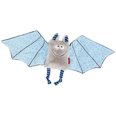 SIGIKID Przytulaczek - komforter Niebieski nietoperz