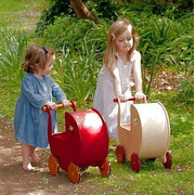 Wózek dla lalek naturalny Moover