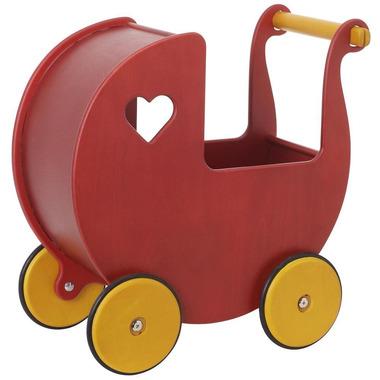 Wózek dla lalek czerwony  Moover