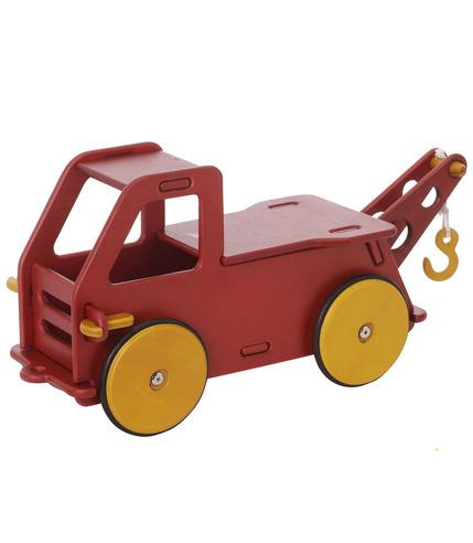 Ciężarówka Czerwona  Moover Toys