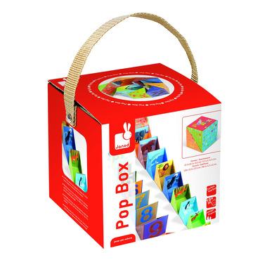 Janod, pudełko edukacyjne