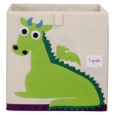 Pudełko na zabawki Smok 3 Sprouts