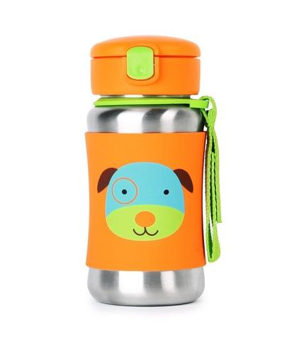 Skip Hop, stalowy bidon Pies Zoo