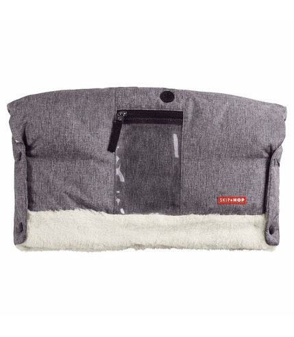 Skip Hop, mufka do wózka Heather Grey