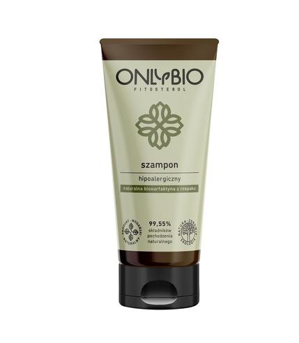 Only Bio, Hipoalergiczny Szampon do włosów Normalnych, 200ml