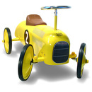 Jeździk Yellow Metal car Vilac