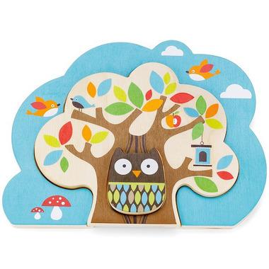 Skip Hop, puzzle Treetop