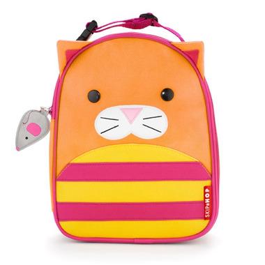 Skip Hop, torba na podwieczorek Kotek - Lunch Box
