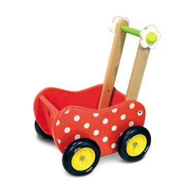 Drewniany wózek dla lalek Vilac