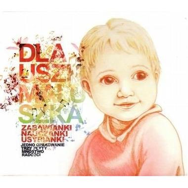 Dla uszka maluszka - 3 CD
