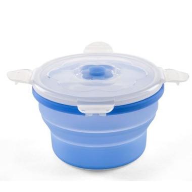 Nuvita, Składane silikonowe pojemniki na żywność 540 ml