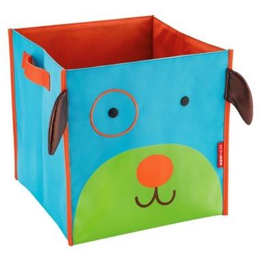 Skip Hop, pudełko na zabawki Zoo Pies